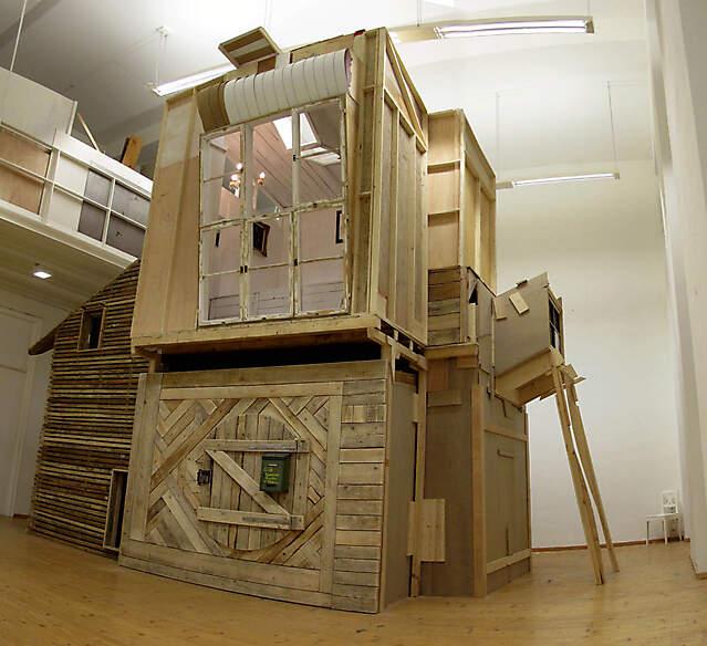 sammlung familler münchen ( mobiler museumsbau )